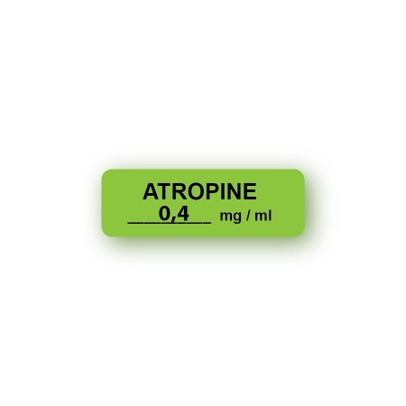 ATROPINE 0.4 mg/ml