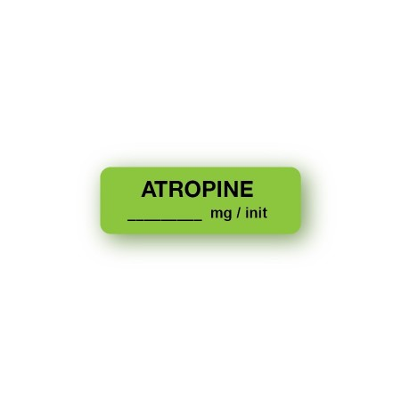 ATROPINE mg / init.