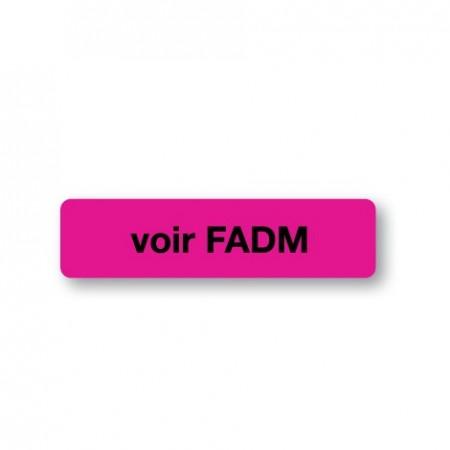 VOIR FADM
