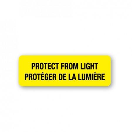PROTÉGER DE LA LUMIÈRE - PROTECT FROM LIGHT