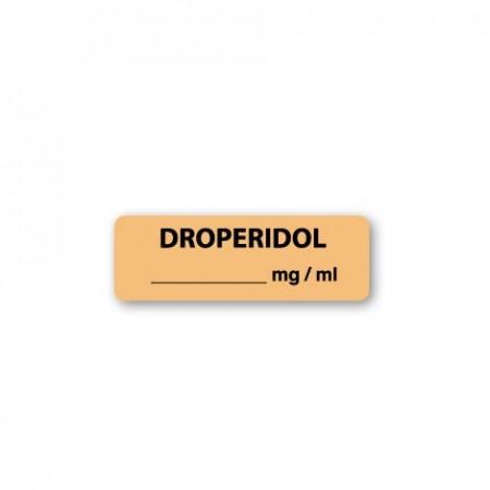 DROPERIDOL mg/ml