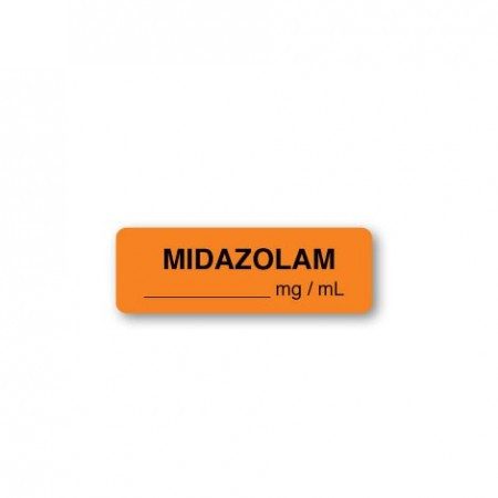 MIDAZOLAM mg/ml