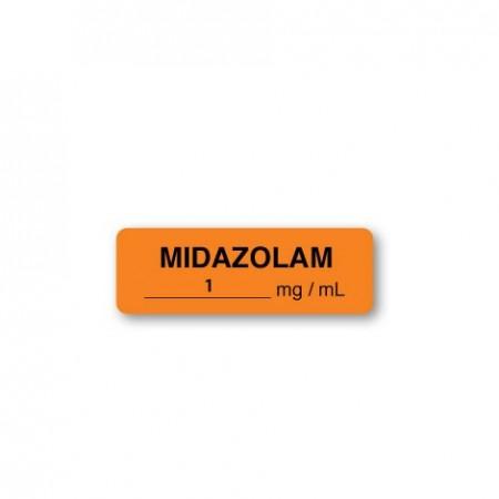 MIDAZOLAM 1 mg/ml