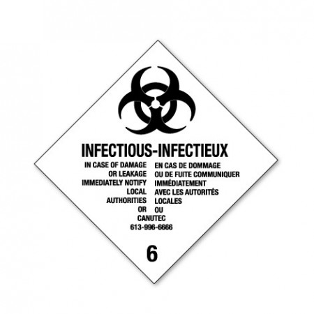 INFECTIOUS - INFECTIEUX