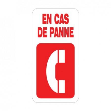 EN CAS DE PANNE