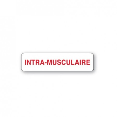 INTRA-MUSCULAIRE