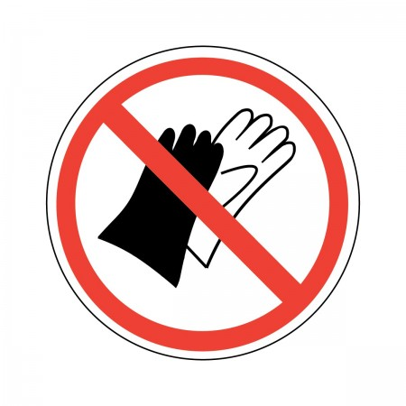 SANS GANTS - NO GLOVES