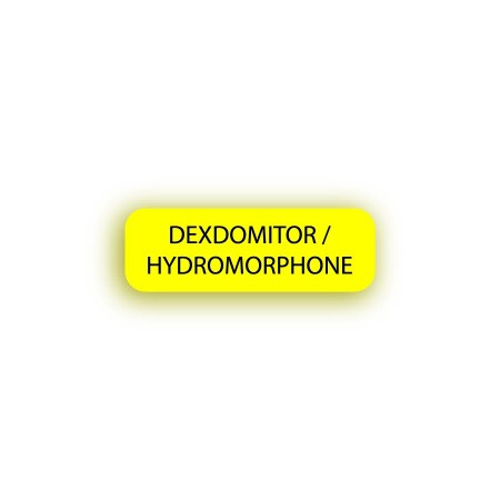 DEXDOMITOR / HYDROMORPHONE