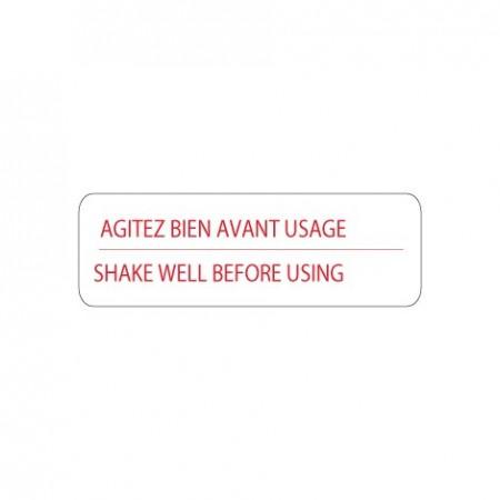 AGITEZ BIEN AVANT USAGE - SHAKE WELL BEFORE USING