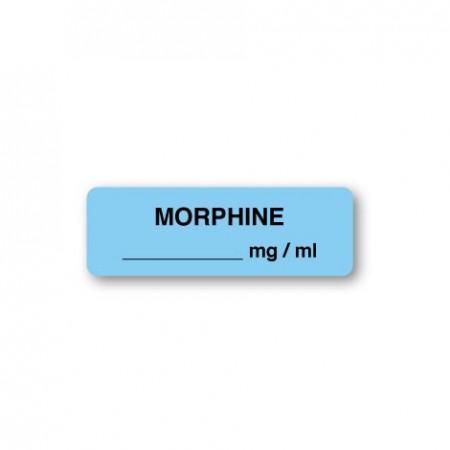 MORPHINE mg/ml