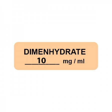 DIMENHYDRINATE 10 mg / ml