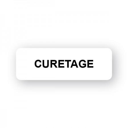 CURETAGE