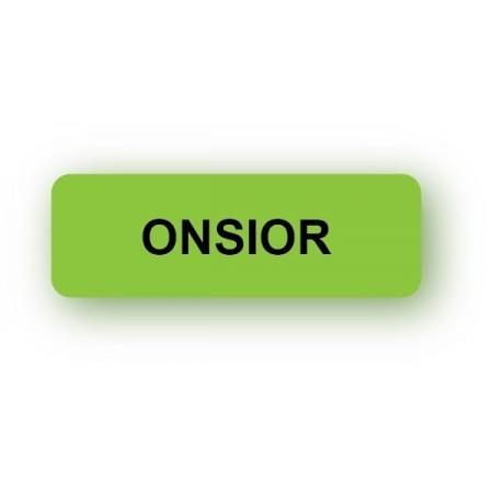 ONSIOR