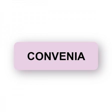 CONVENIA