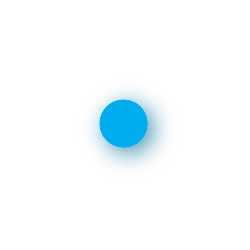 ÉTIQUETTES  LABORATOIRE rondes 13 mm (0,5 po)