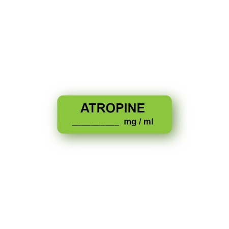 ATROPINE mg/ml