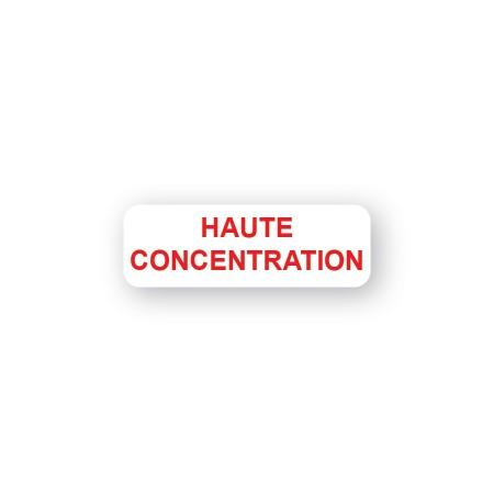 HAUTE CONCENTRATION