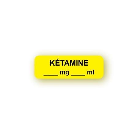 KÉTAMINE mg/ml
