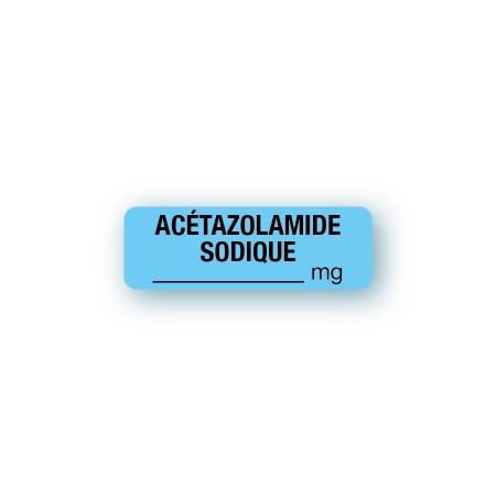 ACETAZOLAMIDE SODIQUE