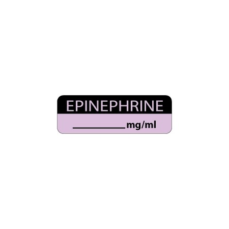 EPINEPHRINE mg/ml