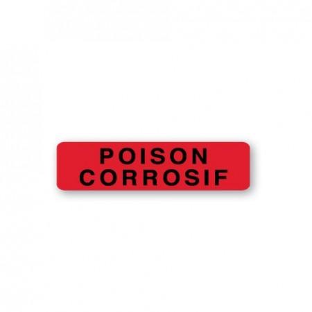 POISON CORROSIF