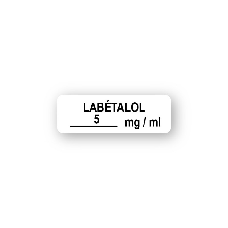 LABETALOL 5 mg/ml