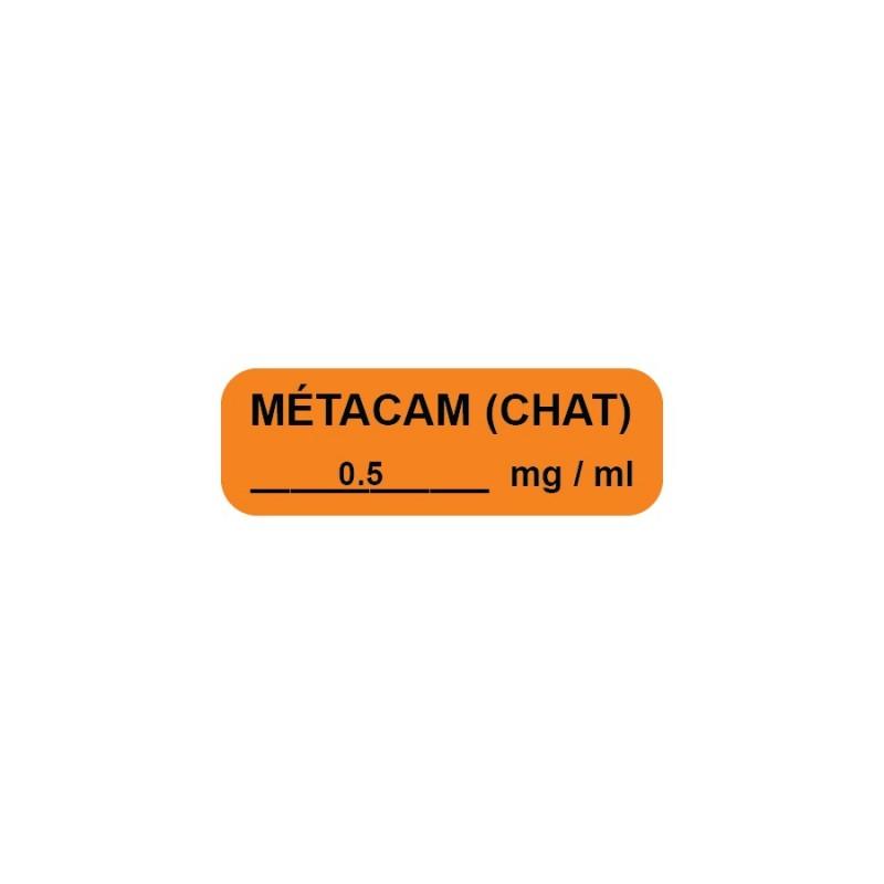 METACAM CHAT 0,5 mg / ml
