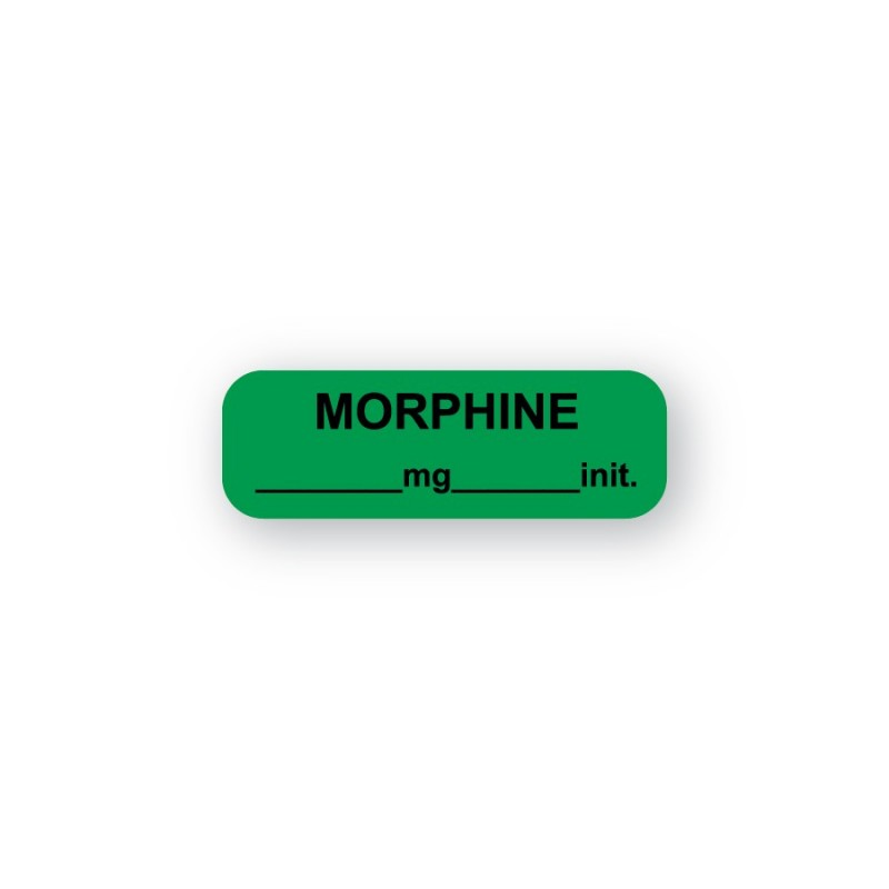 MORPHINE mg/init.