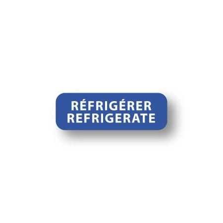 Réfrigérer - Refrigerate