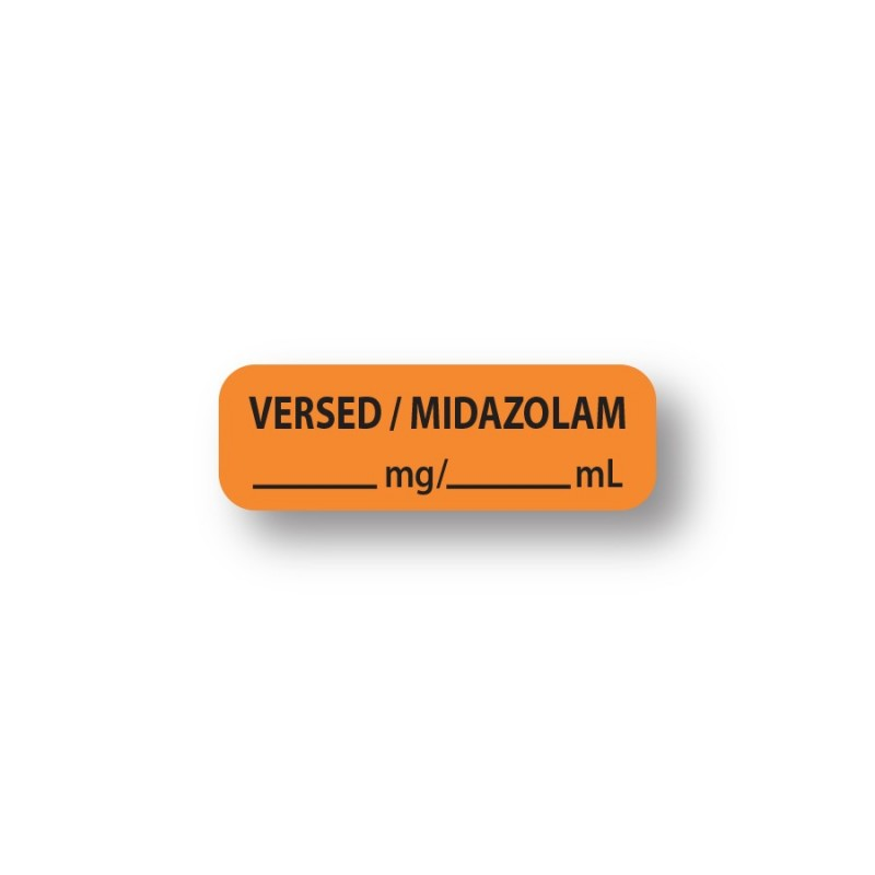 VERSED/MIDAZOLAM _mg/_mL
