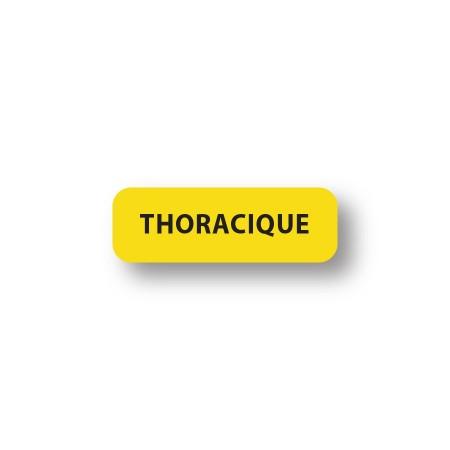 THORACIQUE