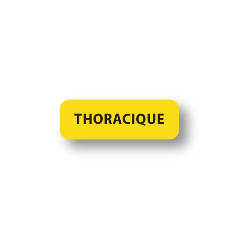 THORACIQUE