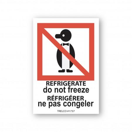 REFRIGERATE - RÉFRIGÉRER