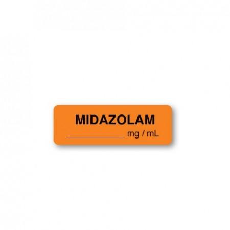 MIDAZOLAM mg/ml