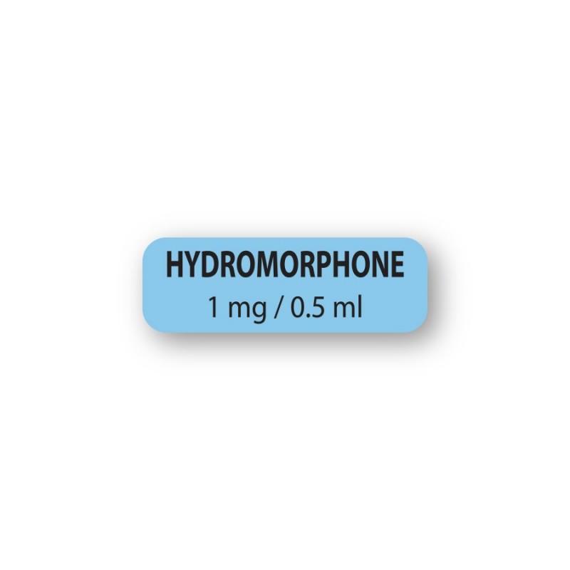 HYDROMORPHONE 1 mg /0.5 mg