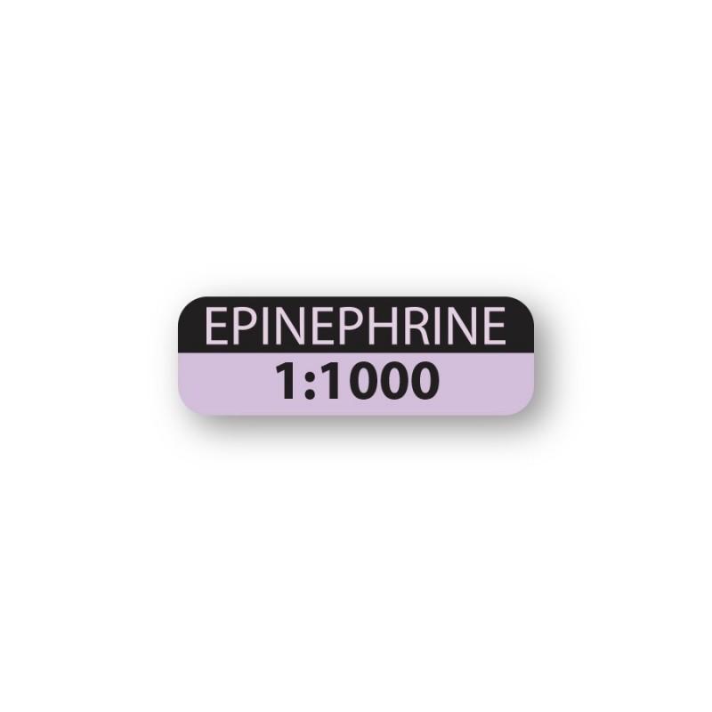 EPINEPHRINE 1 : 1000