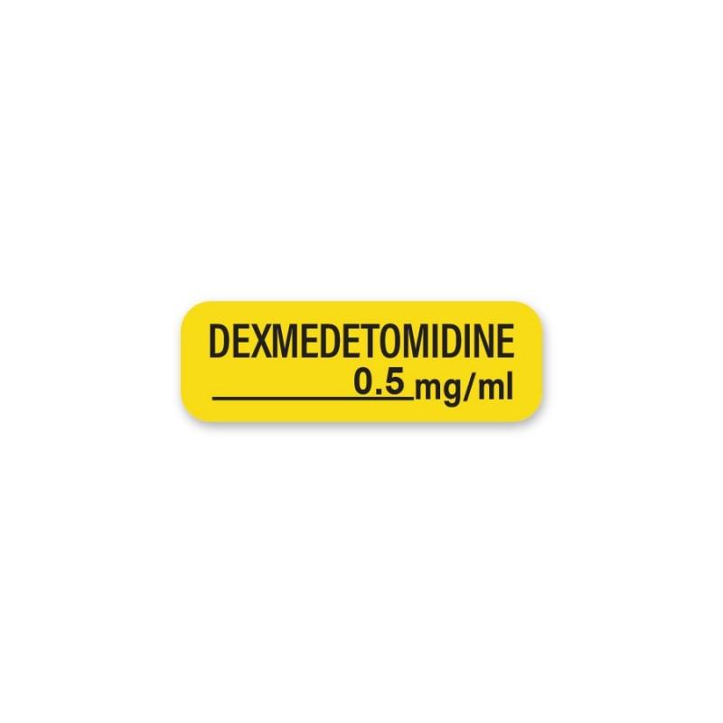 DEXMEDETOMIDINE 0.5 mg/ml