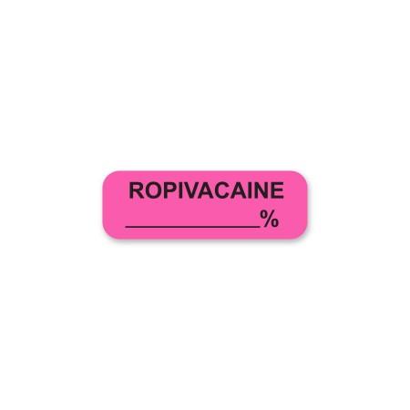 ROPIVACAINE  %