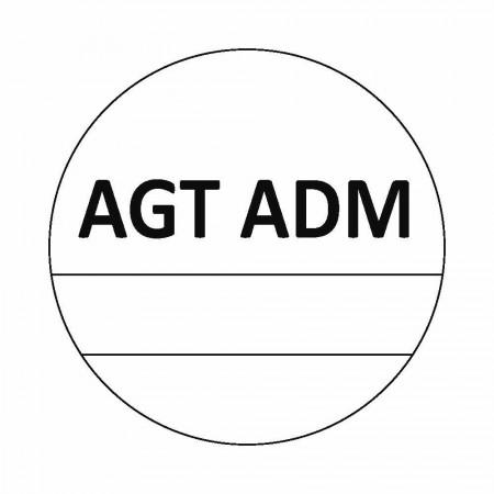 AGT ADM (identification de l'équipe)