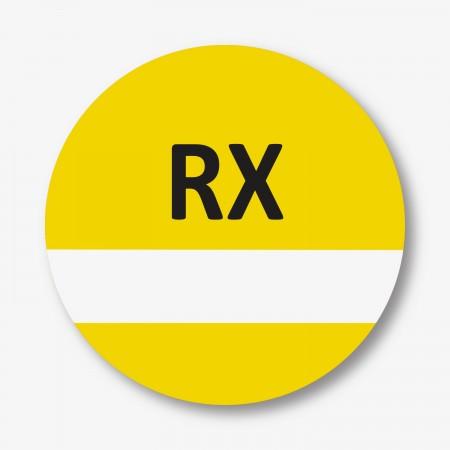 RX (identification de l'équipe)
