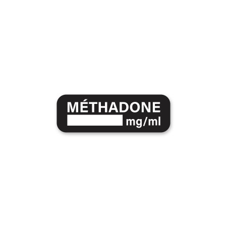 MÉTHADONE __ mg/ml