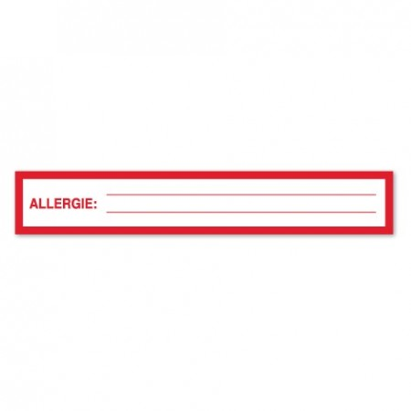 ALLERGIE: