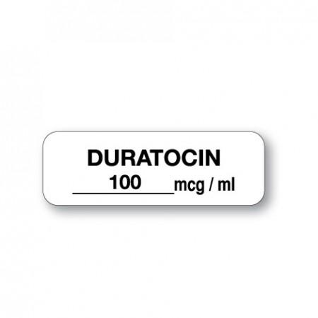 DURATOCIN 100 mcg/ml