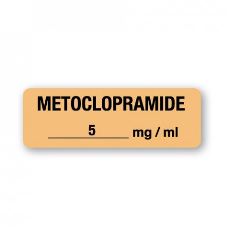 METOCLOPRAMIDE 5 mg/ml