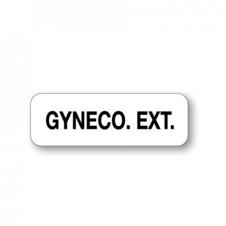 GYNECO. EXT.