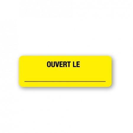 OUVERT LE