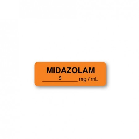 MIDAZOLAM 5 mg/ml