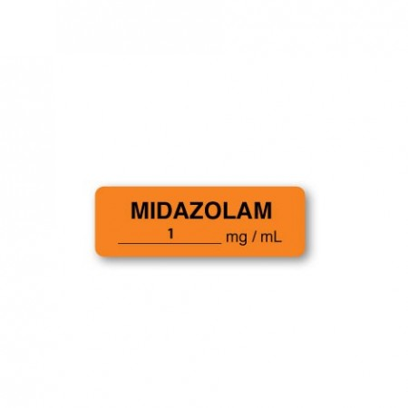 MIDAZOLAM 1 mg/ml