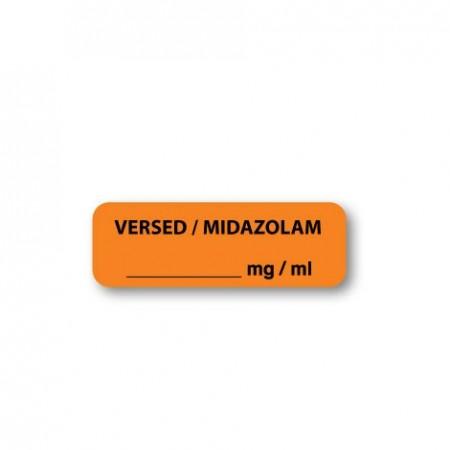 VERSED / Midazolam __ mg/ml