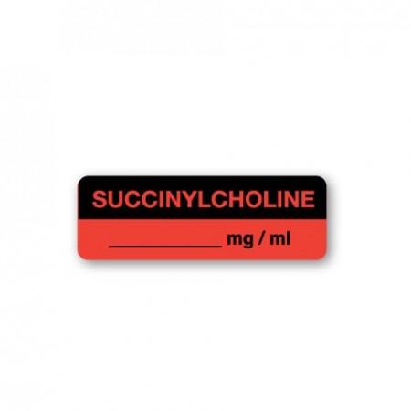 SUCCINYLCHOLIN